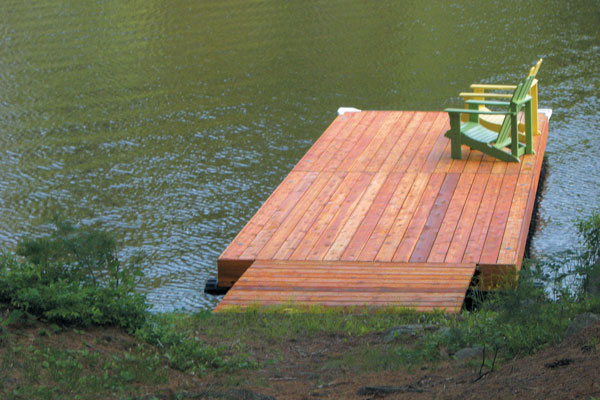 Residential Docks – Northern Lights Docks and Ramps
